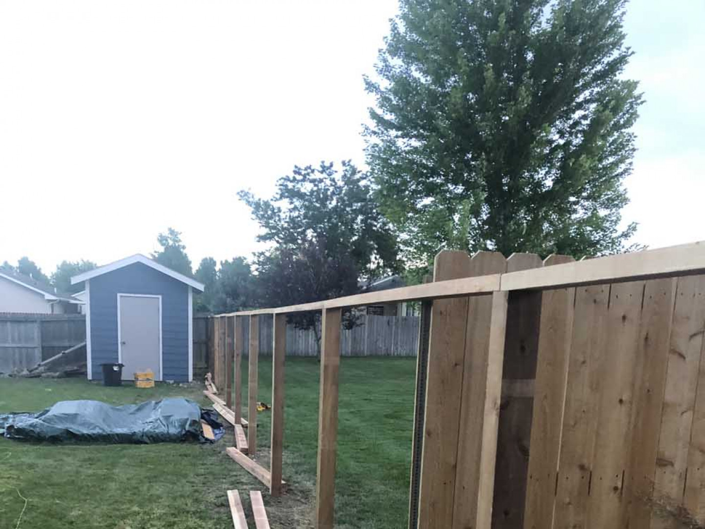 Don't Let Your Old Fence Turn Into a Safety Hazard